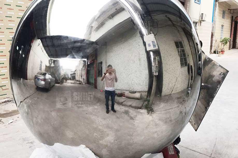 1800mm Large Stainless Steel Garden Spheres