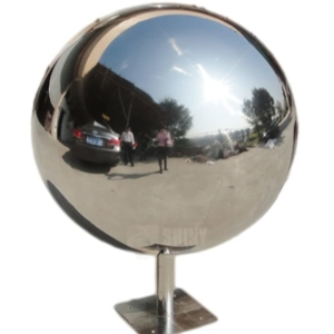 Stainless Steel Spheres Water Features Steel Ball