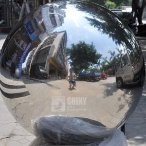 Garden Large Steel Balls Large Steel Spheres Shiny Balls Ltd